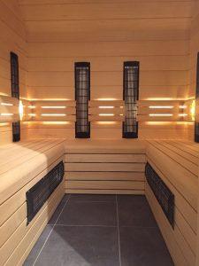 Een sauna kopen voor in de tuin