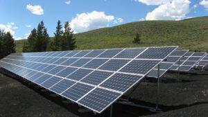 zonnepanelen financieren